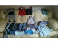 ☆☆☆Boys 6-9 month clothing bundle
