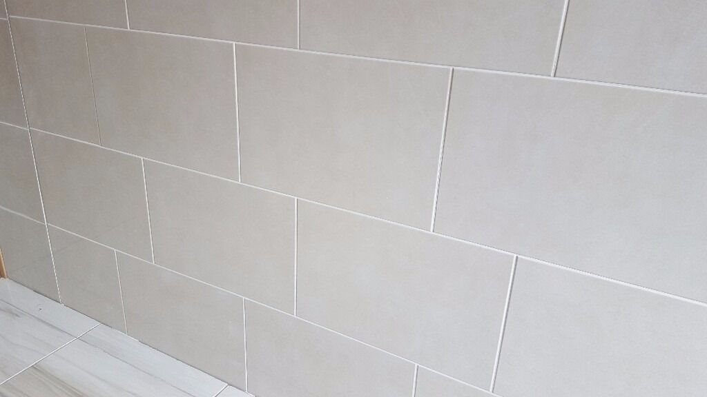 Stunning infinity cream bathroom wall tile psm for Matching old bathroom tiles
