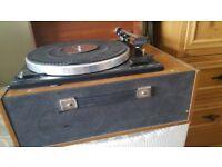 Vintage record player Garrard 35 SB