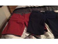 Men's shorts waist 32