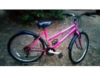 Ladies Town bike 🚲 FREE SPIRIT
