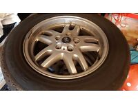 """Range Rover 18"""" alloys all with good tyres"""