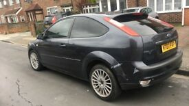 FORD FOCUS AUTOMATIC 2007 LOW MILEAGE