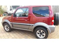 2007/57 Suzuki Jimny 1.3 JLX+ 3 door
