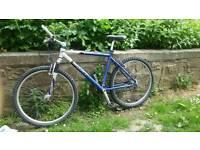 Gents bike needs gears adjusted