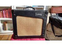 Laney Cub 10 valve amp w/ upgraded Jensen speaker