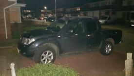 Nissan navara for sell