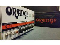 Orange Dual Terror w/ Carry Case