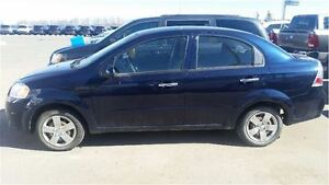 2010 Chevrolet Aveo LS Manual Accident free