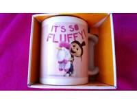 Despicable Me mug Agnes - It's so fluffy!