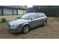 Audi a4 estate 19 tdi