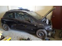 Vauxhall Corsa D - Breaking for spares - doors, tailgate, wings, bonnet