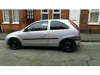 """Vauxhall Corsa C 1700 Di 16v Forsale. """"£320""""Needs gone asap.So Open to offers, but sensible ones"""""""
