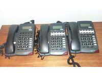 Panasonic KX-TDA30 Phone System Analogue and 16 Panasonic Phones