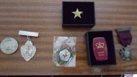 Boys' Brigade Memorabilia Badges & Medals