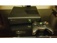 Xbox360 with Kinect and games