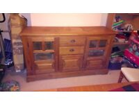 OLD PINE SIDEBOARD A GREAT PROJECT
