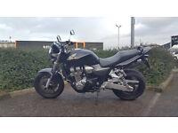 Honda CB1300 Black Motorcycle