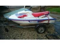 Yamaha jetski