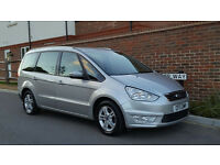 Ford Galaxy Zetec 2.0 TDCI (2011/11 Reg) + 79K Miles + FSH + 1 Owner Since New + 7 Seater + Manual +