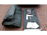 Pro-tec Caravan cover to fit 7.25 metre Stirling\Swift caravan