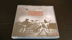 THUNDER. THE VERY BEST OF 3 CDS..NEW