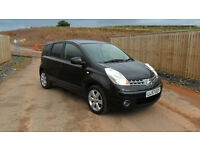 Nissan Note 1.6 Tekna 5 Door