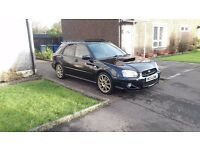 2004 Subaru Impreza WRX, Full service history, Prodrive performance pack with 280BHP.