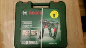 BOSH SDS DRILL BRAND NEW SEALED WAS £150 TODAY OFFER £79