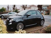 Fiat 500 Abarth Black Amazing Condition
