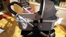 iCandy Peach Jogger Complete Travel System