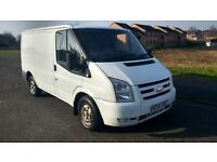 ford transit t280 2.2 turbo diesel 2006 06 plate