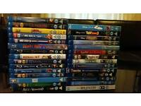Disney/blu ray collection
