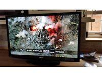"32 "" bush tv dvd combi"