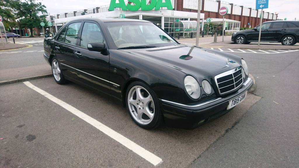 1999-T MERCEDES E300 TD ELEGANCE AVANTGARDE AUTO W210 OM606 GREAT CONDITION  | in Tilbury, Essex | Gumtree