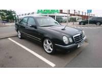 1999-T MERCEDES E300 TD ELEGANCE AVANTGARDE AUTO W210 OM606 GREAT CONDITION