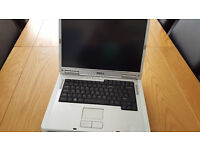 Dell 6400 1Gb Ram, Intel Dual Core 1.7Ghz, XP Pro Business Laptop (Ideal for Web or Homework Use)