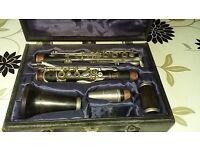 Clarinet - Boosey & Hawkes Edgware A