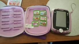 leap pad 2 and 6 games
