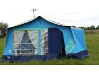 Raclet Trailer Tent