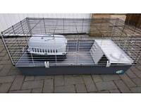 Large Pet Cage & Carry Box