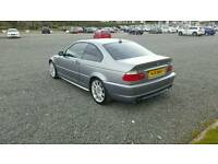2004 bmw 320cd msport. Full years mot