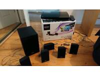Sony Blu Ray 3d player and surround sound