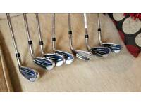 Cobra F8 one length irons