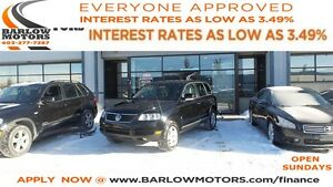2007 Volkswagen Touareg V6 *EVERYONE APPROVED* APPLY NOW DRIVE N