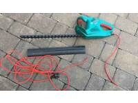 Hedge trimmer (non working, cut cable)