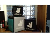 Deliveroo Backpack & Thermal Bags