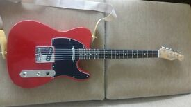 Telecaster by Tokai. (Not Fender/Squier).