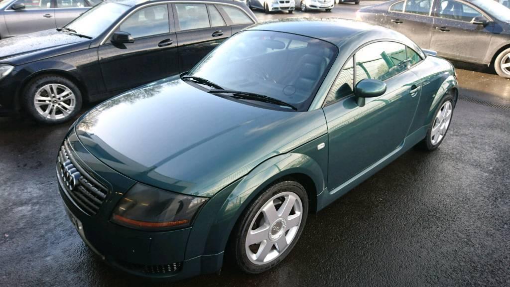 For Sale Audi Tt Good Car Speed Months Mot In BurtononTrent - Is audi a good car