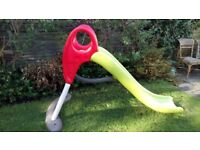 Children's Slide: Smoby Wavy Water Slide.